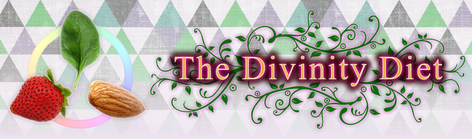 The Divinity Diet Header